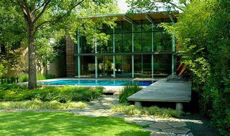 modern gardens  extend  modern homes  home