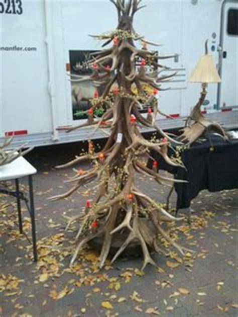 antler christmas trees on pinterest antlers deer
