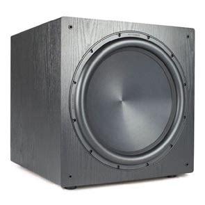 rythmik audio  servo subwoofer