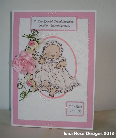 Handmade Christening Card Ideas - 17 best ideas about handmade christening cards on