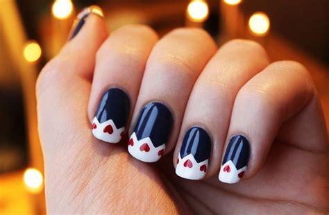pattern nail art designs winter nail art and latest winter nail art designs