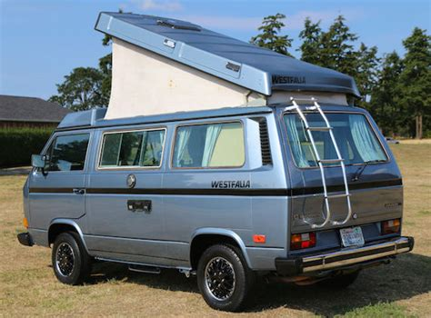 volkswagen vanagon 1987 1987 volkswagen vanagon westfalia german cars for sale blog