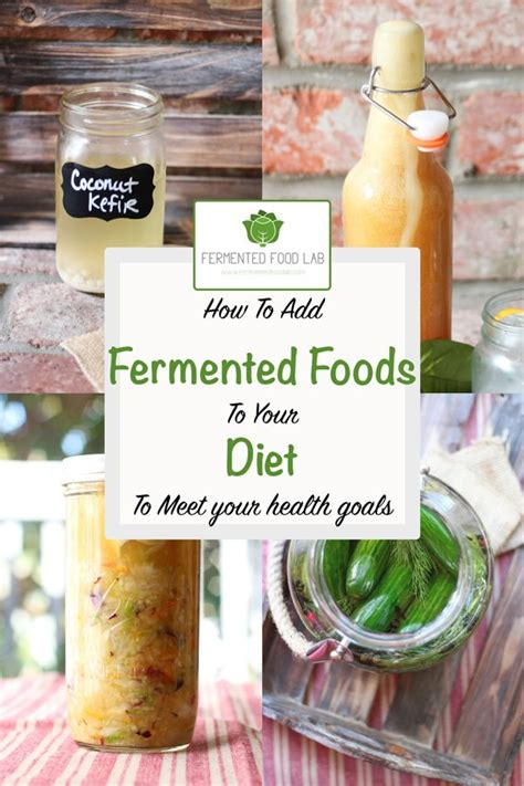 E Book Fermented Food For Health how to add fermented foods to your diet