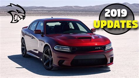 Dodge Charger Lineup by What S New For The 2019 Dodge Charger Lineup Refreshed