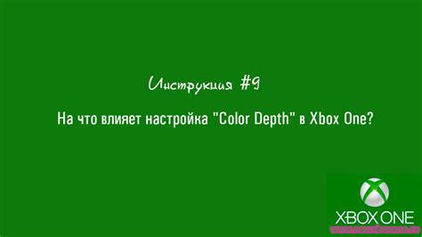 9 quot color depth quot