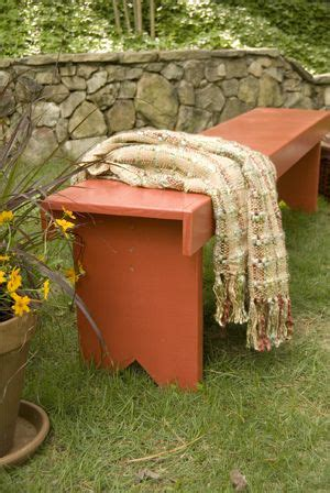 build  bench diy  lowes     nice