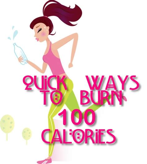 100 floors calories 5 ways to burn 100 calories join al in the