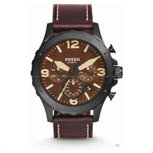 Fossil Jr1523 3 fossil nate chronograph price harga in malaysia