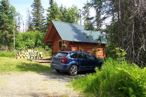 Moose Creek Cabin by Another View Of The Cabin Picture Of Moose Creek Cabins Fritz Creek Tripadvisor