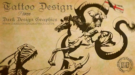 st george tattoo designs free free wallpapers from design graphics design
