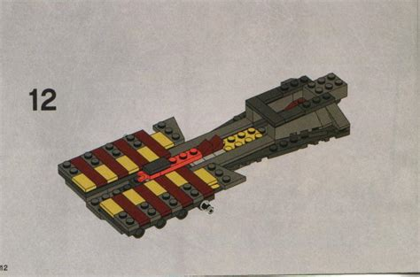 Lego Wars 7656 General Grievous Starfighter lego general grievous starfighter 7656 wars