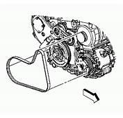22 L Belt Routing Diagram