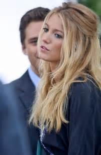 colour style blake lively s hair styles blake lively s fashion world