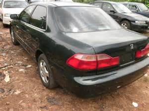 2000 honda accord ex leather interior 4 cylinder engine