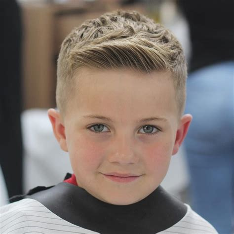 Boys Hairstyle Photos by 25 Cool Haircuts For Boys 2018