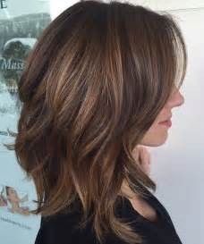 Easy Hairstyles For Medium Hair With Layers by 25 Easy Hairstyles For Medium Length Hair On Haircuts
