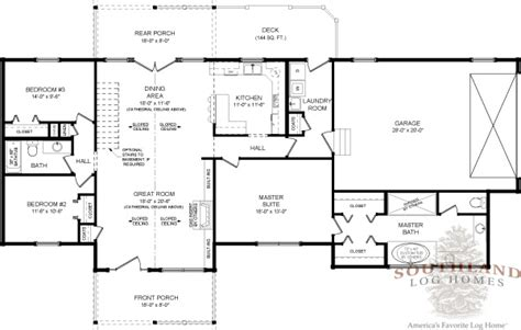 southland floor plan featured floorplan the madison southland log homes