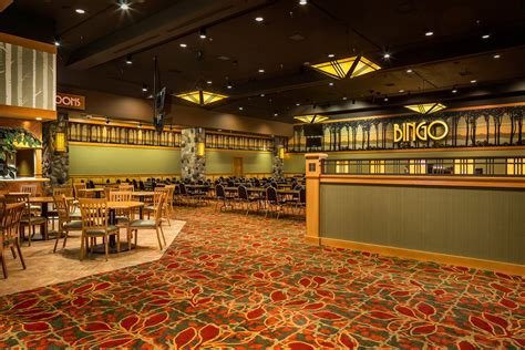Bingo Room by Leelanau Sands Casino Casino Design Renovation By I 5