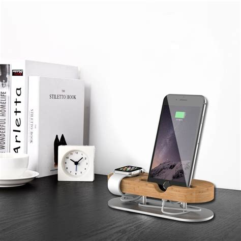 Stand Apple Iwacth apple stand universal 2 in 1 iphone stand iwatch