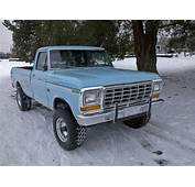 1974 Ford Pickup  Information And Photos MOMENTcar