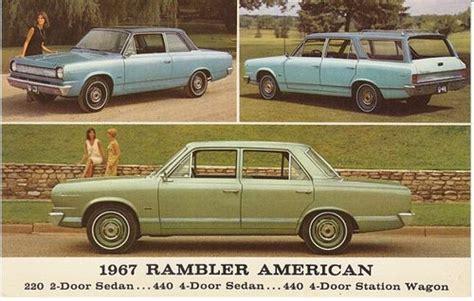 green rambler car granada green 1967 rambler 440 4 door sedan