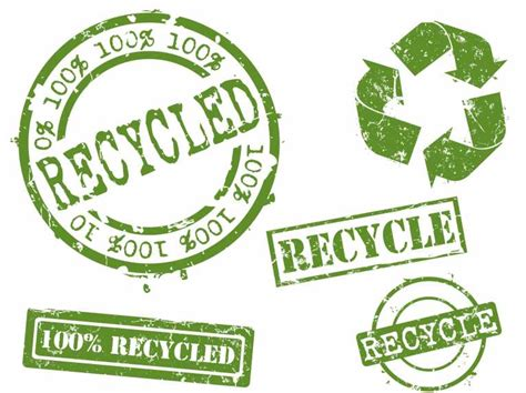 Recycled Labels To Combat Junk Mail by Recycling Label Hits A Century Business The Earth Times
