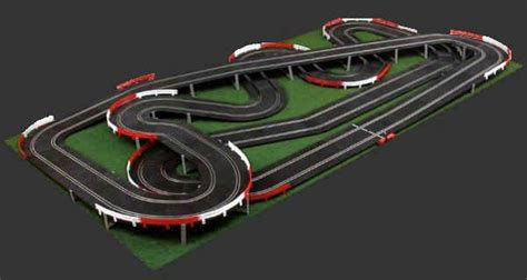 slot car layout design software ninco master track layout kit slot cars pinterest