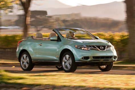 nissan murano crossover cabriolet 2011 nissan murano crosscabriolet reviews specs and