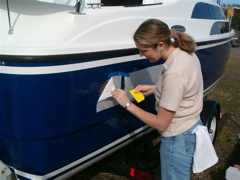 boat graphics removal how to protect your boat graphics boatlife