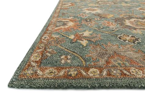 loloi underwood un 01 blue rust rug