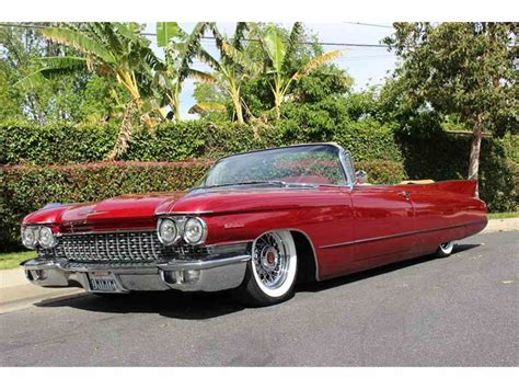 1960 cadillacs for sale 1960 cadillac series 62 for sale classiccars cc 977222