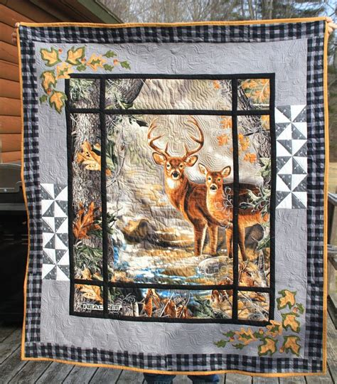 Wildlife Quilt by 25 Best Ideas About Wildlife Quilts On Panel