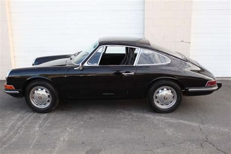 porsche 912 values seller of classic cars 1965 porsche 912 black black
