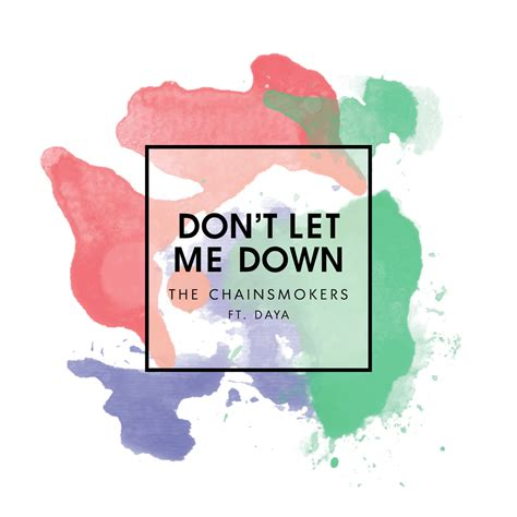 chainsmokers dont let me down cover the chainsmokers don t let me down cover art nate cover