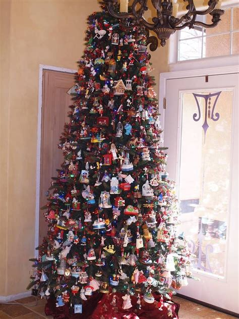 hallmark ornament tree my favorite ornaments