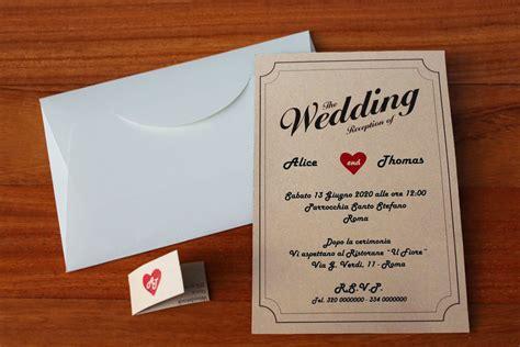 testo partecipazioni partecipazioni nozze