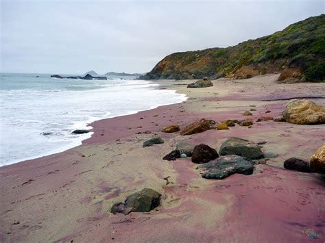La Sand Blash Quik Sand 10 most spectacular colored sand beaches around the world