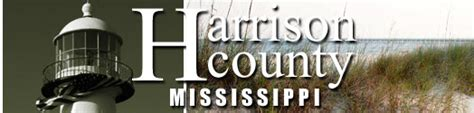 Harrison County Ms Property Records Harrison County Harrison County Mississippi