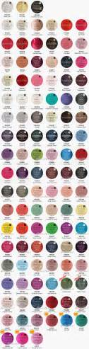 shellac colors chart cnd shellac color chart