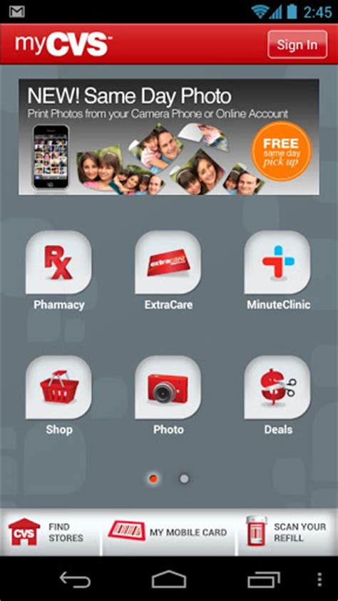 cvs app for android what droid dreams are made of more android apps you seriously need oh