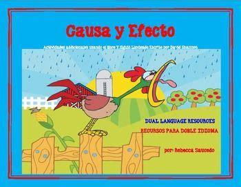 causa y efecto cause and effect spanish activities causa y efecto dual