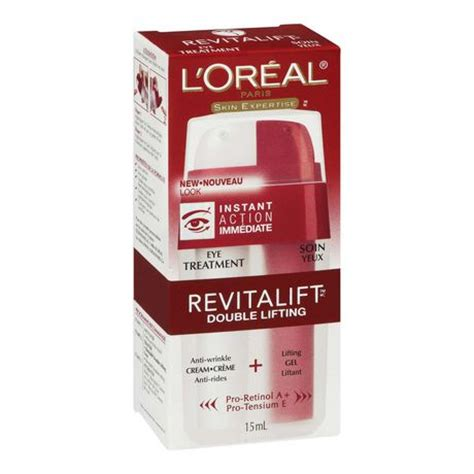 L Oreal Revitalift Eye Lift l or 233 al skin expertise revitalift lifting eye
