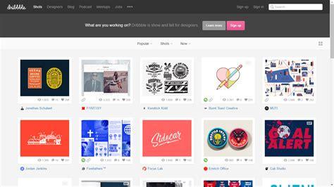 graphics design work online 13 best portfolio websites to showcase your design work