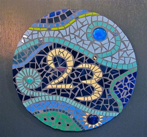 mosaic numbers pattern 17 best images about mosaic patterns on pinterest