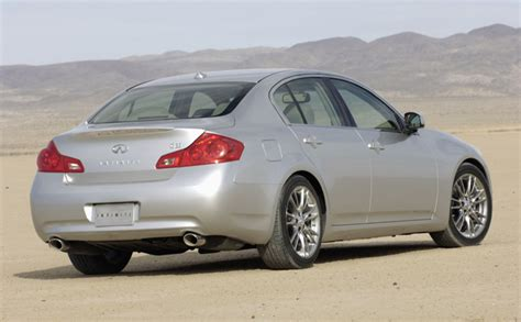 infiniti g series g35 2009 auto images and specification