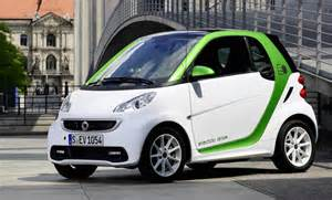 Smart Car Electric Drive Price Uk Smart Puts A Price On Its Electric Drive Fortwo