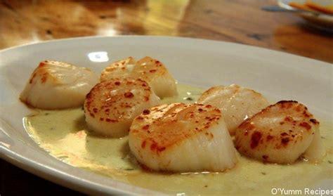 broiled scallops recipe dishmaps