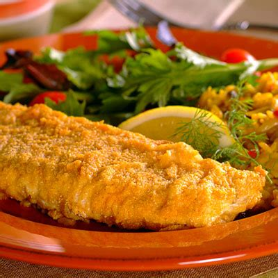 oven fried fish recipe meals com