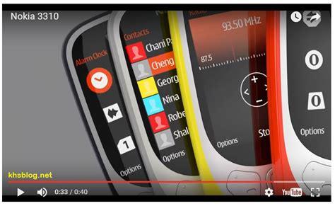 Nokia 3310 Reborn fakta dan harga nokia 3310 reborn 2017 khsblog d