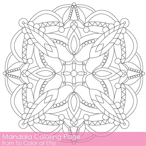 mandala coloring book pens simple printable coloring pages for adults gel pens by tocolor